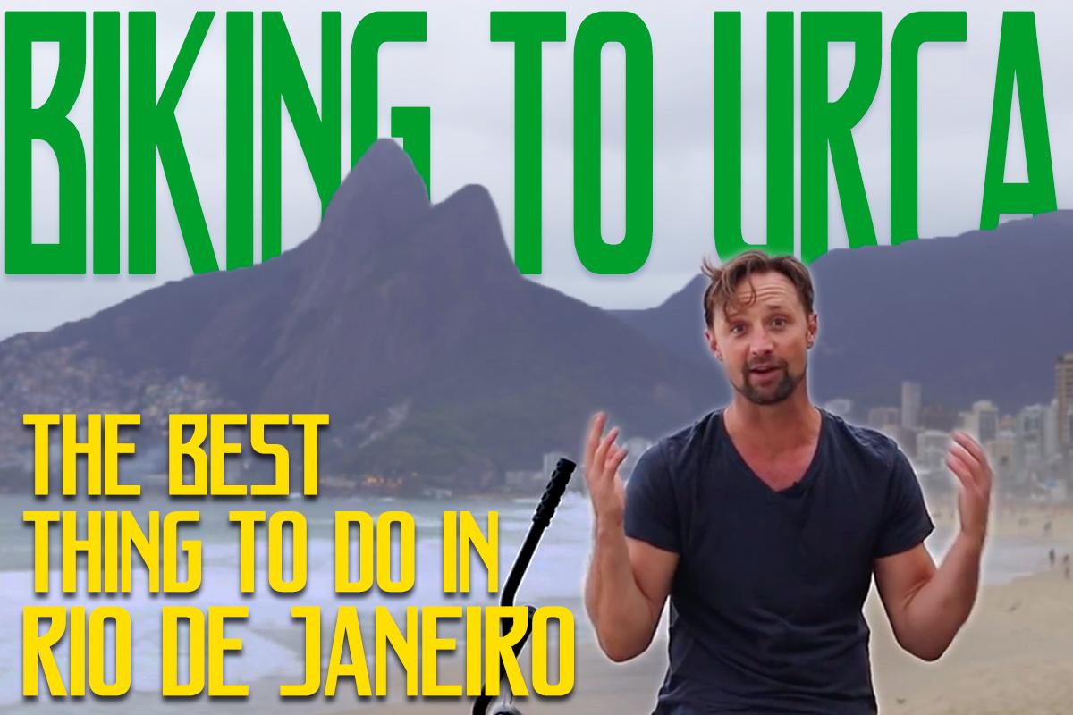 Top things to do in RIO DE JANEIRO: BIKE to URCA