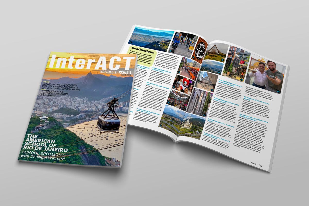 InterACT Magazine Volume 1, Issue 1