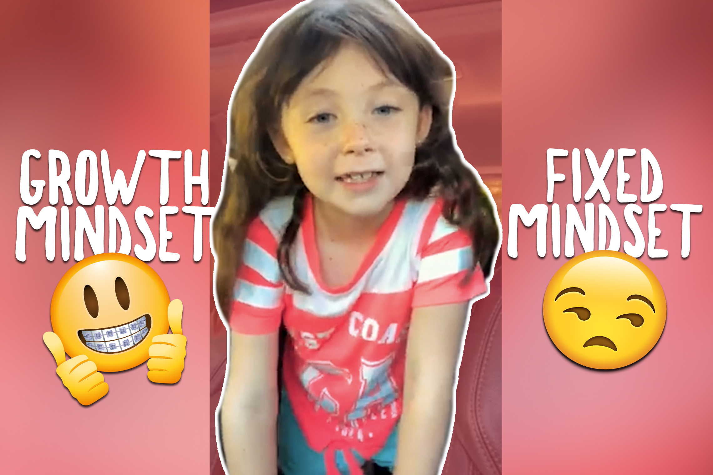 A 2nd Grader Explains Growth vs. Fixed Mindset | SchoolRubric