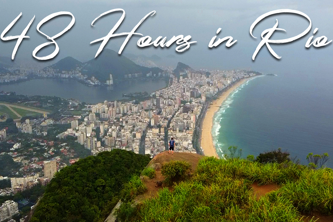 48 Hours in RIO
