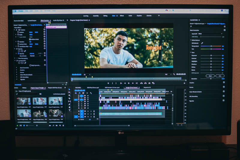 There are a number of simple edits that can dramatically enhance a video's quality and ultimately provide a better experience for your students.