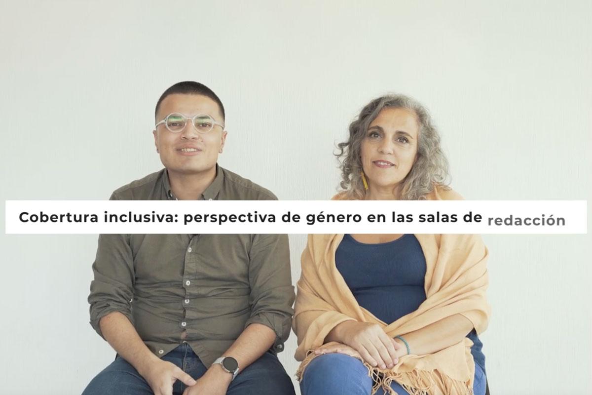 Cobertura inclusiva: perspectiva de género en las salas de redacción