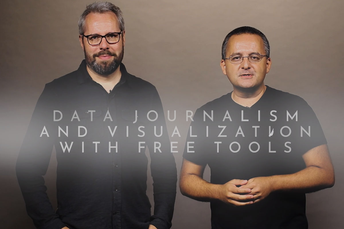 Data Journalism & Visualization with Free Tools