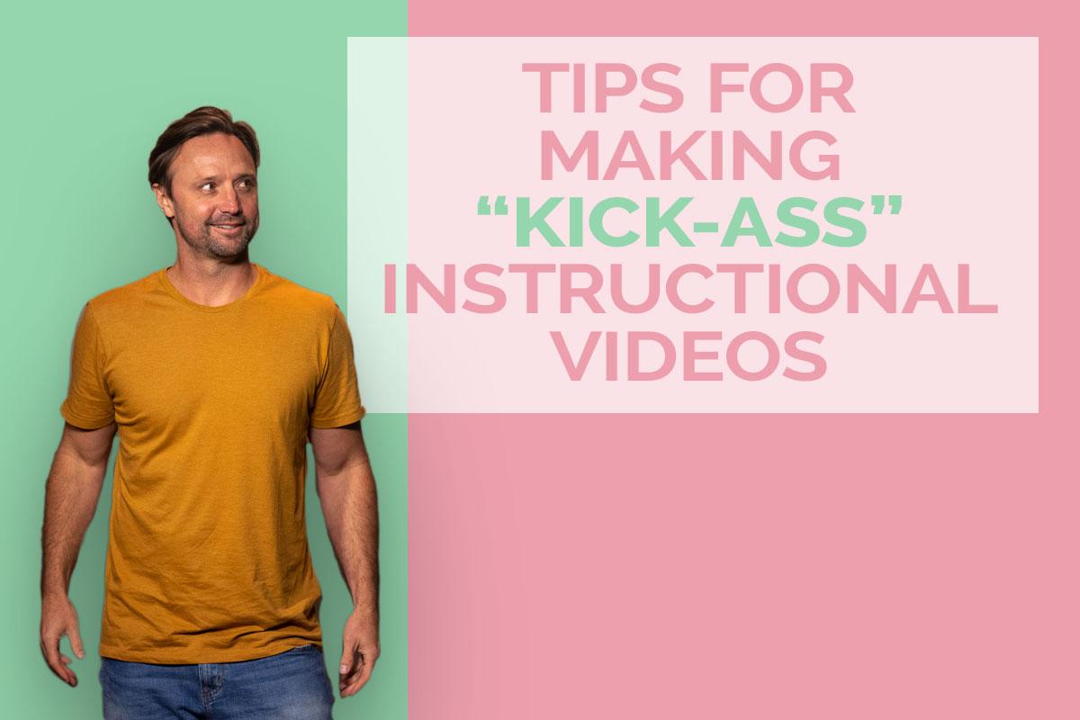 "Tips for Making ""Kick-ass"" Instructional Videos – Ryan Sagare | SchoolRubric"