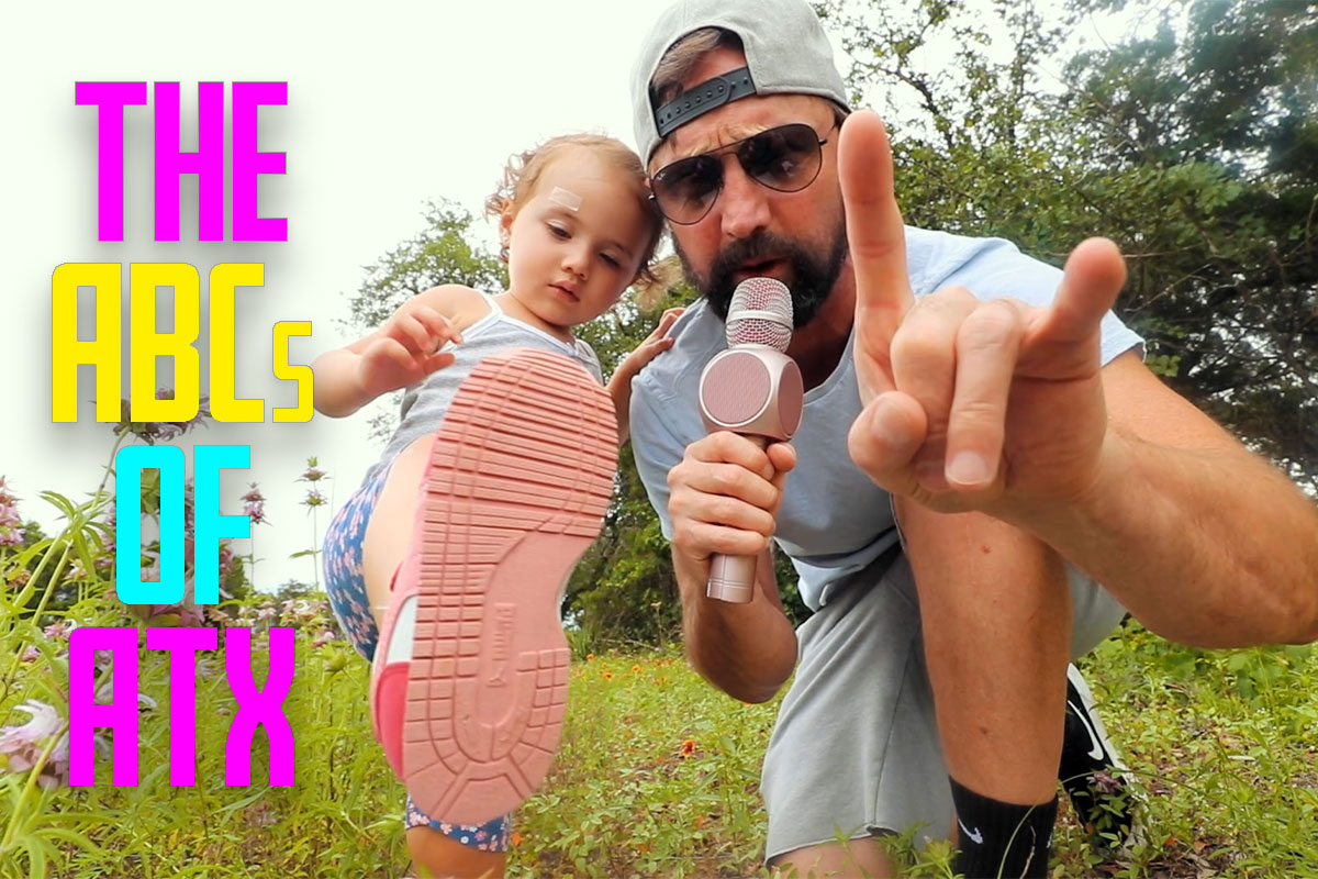 Our favorite book: The ABCs of ATX! [Create, Learn, Be a Dad]